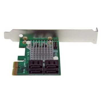 STARTECH Scheda controller RAID PCI Express 2.0 SATA III 6 Gbps