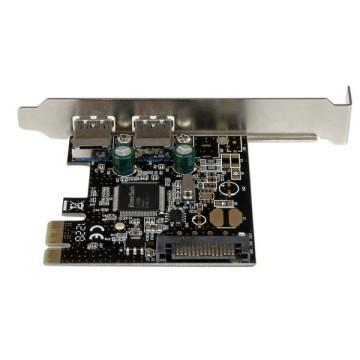 STARTECH Scheda controller USB SuperSpeed 3.0 PCIe PCI Express