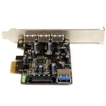 STARTECH Scheda Espansione PCI Express USB 3.0 SuperSpeed