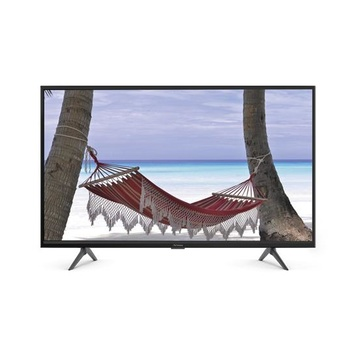 """Strong SRT 32HC5433 TV 32"""" WXGA Smart TV Wi-Fi Nero, Argento"""