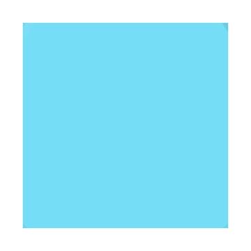 Superior Fondale in cartoncino Light Blue 1,31X11m