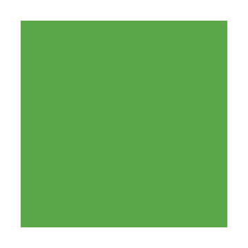 Superior Fondale in cartoncino Stinger Chroma Green 1,31x11m