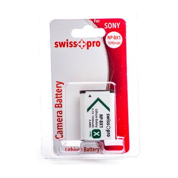 Sony Cybershot DSC-RX100 III + Batteria Litio Swiss Sony NP-BX1 1090mAh + SDXC 64GB Premier Pro UHS-I U3 Classe 10 V30