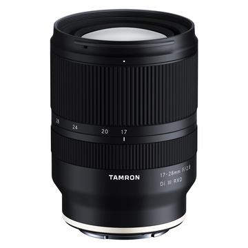 Tamron 17-28mm f/2.8 Di III RXD Sony E-Mount