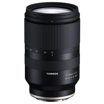 Tamron 17-70mm f/2.8 Di III-A VC RXD Sony E-Mount