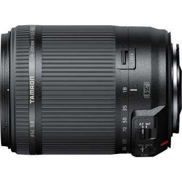 Tamron 18-200mm f/3.5-6.3 AF VC II Canon