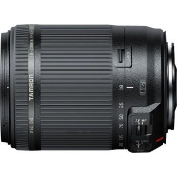 Tamron 18-200mm f/3.5-6.3 AF VC II Nikon