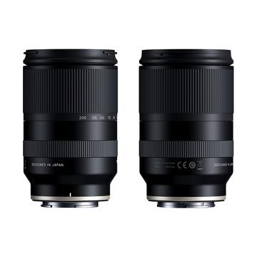 Tamron 28-200mm f/2.8-5.6 Di III RXD Sony E-Mount
