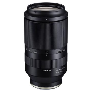Tamron 70-180mm f/2.8 Di III VXD Sony E-Mount
