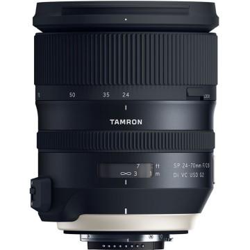 Tamron SP 24-70mm f/2.8 Di VC USD G2 Nikon