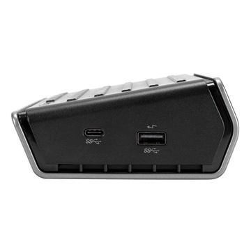 Targus DOCK410EUZ replicatore di porte e docking station per notebook Cablato USB 3.0 (3.1 Gen 1) Type-C Nero