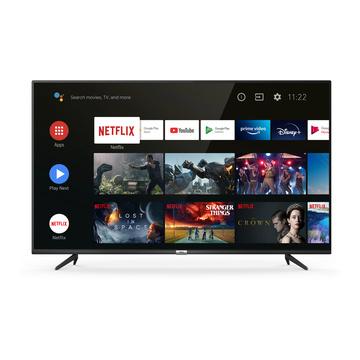 "TCL 43P615 TV 43"" 4K Ultra HD Smart TV Wi-Fi Nero"