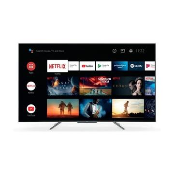 """TCL 65"""" 2800 PPI UHD Edge LED Metal Andr 65"""" 4K Ultra HD Smart TV Wi-Fi Nero"""