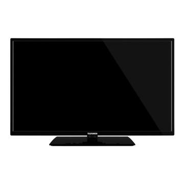 "Telefunken TE 32550 B40 Q2D 32"" HD Smart TV Wi-Fi Nero"