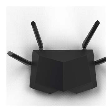 TENDA AC6 router wireless Dual-band (2.4 GHz/5 GHz) Fast Ethernet Bianco