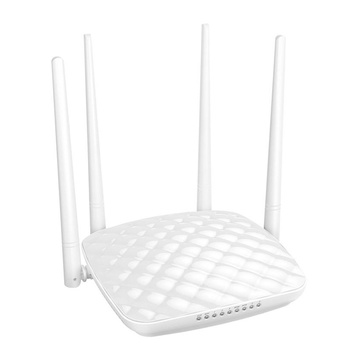 TENDA FH456 router wireless Fast Ethernet Bianco
