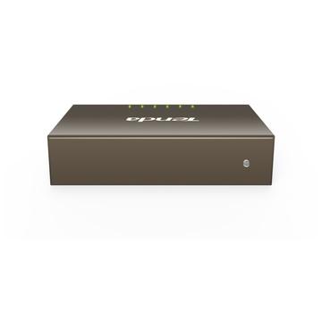 TENDA TEF1005D switch di rete Fast Ethernet (10/100) Grigio