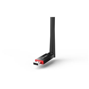 TENDA U6 WLAN 300Mbit/s scheda di rete e adattatore
