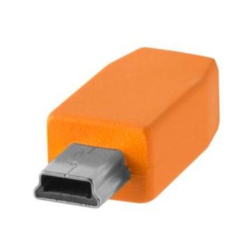 Tether Tools Cavo USB-C a Mini USB-B 5-Pin 2.0 4,60m