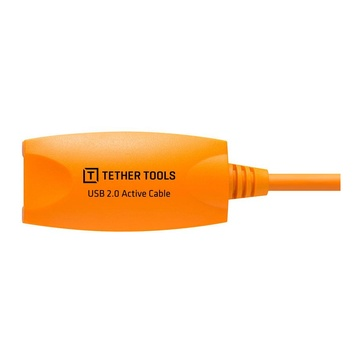 Tether Tools TetherPro USB 2.0 Active Extension 5m orange