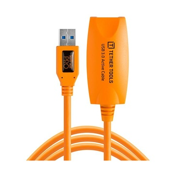 Tether Tools TetherPro USB 3.0 Active Extension 5m orange