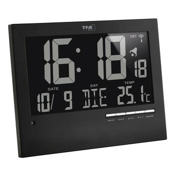 TFA-Dostmann 60.010220 stazione meteorologica digitale Nero LCD Batteria