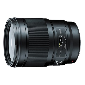 Tokina 50mm f/1.4 Opera Canon