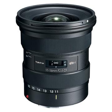 Tokina ATX-I 11-16mm f/2.8 CF Nikon