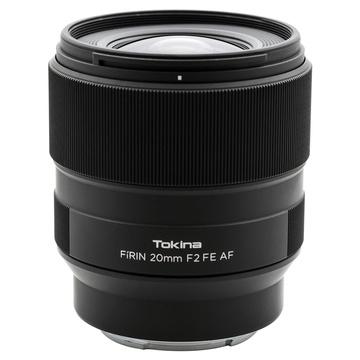 Tokina Firin 20mm f/2.0 FE AF