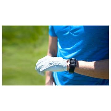 TomTom Orologio GPS Golfer 2 Grigio chiaro Small