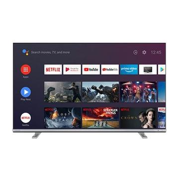 "Toshiba 50UA4B63DA TV 50"" 4K Ultra HD Smart TV Wi-Fi Argento"