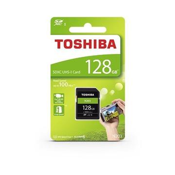 Toshiba SD Entry 128GB Classe 10 UHS-I