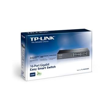 TP-Link 16-PORT GIGABIT SMART SWITCH