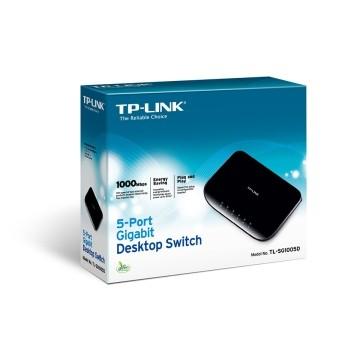 TP-Link Gigabit 5 Porte TL-SG1005D