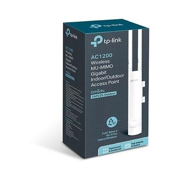 TP-Link EAP225-Outdoor WLAN 1200 Mbit/s PoE Bianco