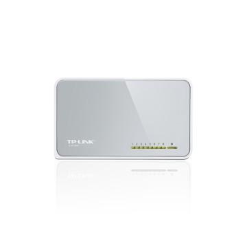 TP-Link TL-SF 1008 D 8-port 10/100 Desktop Switch