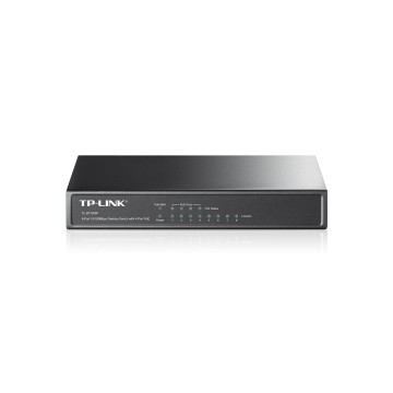 TP-Link TL-SF 1008 P 8-port 10/100 PoE Switch
