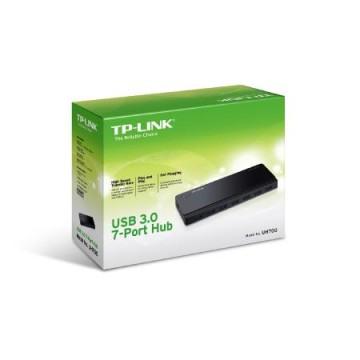 TP-Link UH700 5000Mbit/s Nero perno e concentratore