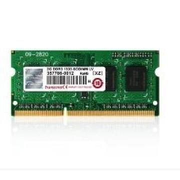 Transcend 4GB DDR3 1600 SODIMM 4GB DDR3 1600 SODIMM