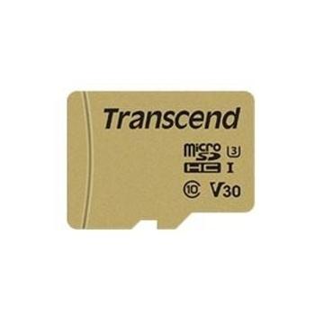 Transcend 500S 64GB MicroSDXC UHS-I Classe 10