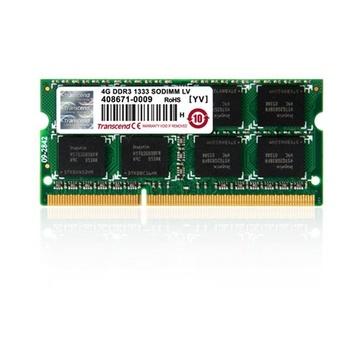 Transcend DDR3 1600 SO-DIMM 8GB 2 x 8 GB 1600 MHz