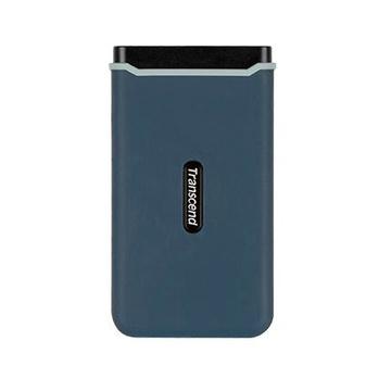 Transcend ESD350C 480 GB Blu marino