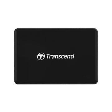 Transcend RDF8 lettore di schede Nero Micro-USB