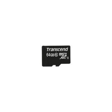 Transcend TS64GUSDXC10 64GB MicroSDXC UHS-I Classe 10