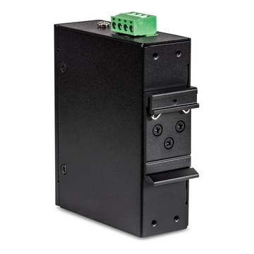 TrendNet TI-PE50 Non gestito Fast Ethernet PoE Nero