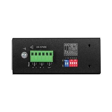 TrendNet TI-PG102I Gestito L2 Gigabit PoE Nero