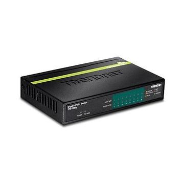 TrendNet TPE-TG82G Gigabit PoE Nero