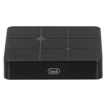 TREVI IP 360 S8 16 GB Collegamento ethernet LAN Nero 4K Ultra HD