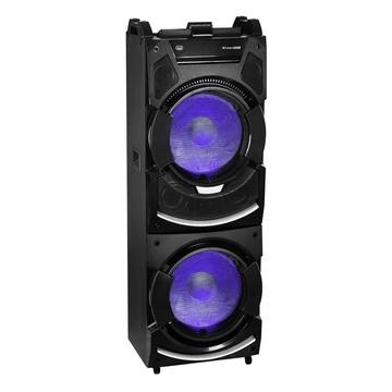 TREVI XF 4500 DJ 500 W Sistema di altoparlanti portatile 2.1 Nero