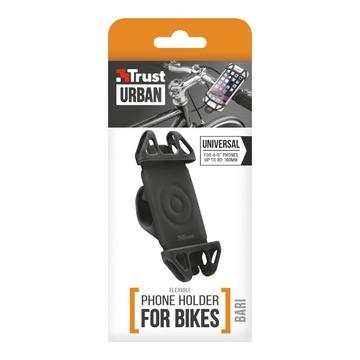 Trust 22492 Bicicletta, Motocicletta Supporto passivo Nero